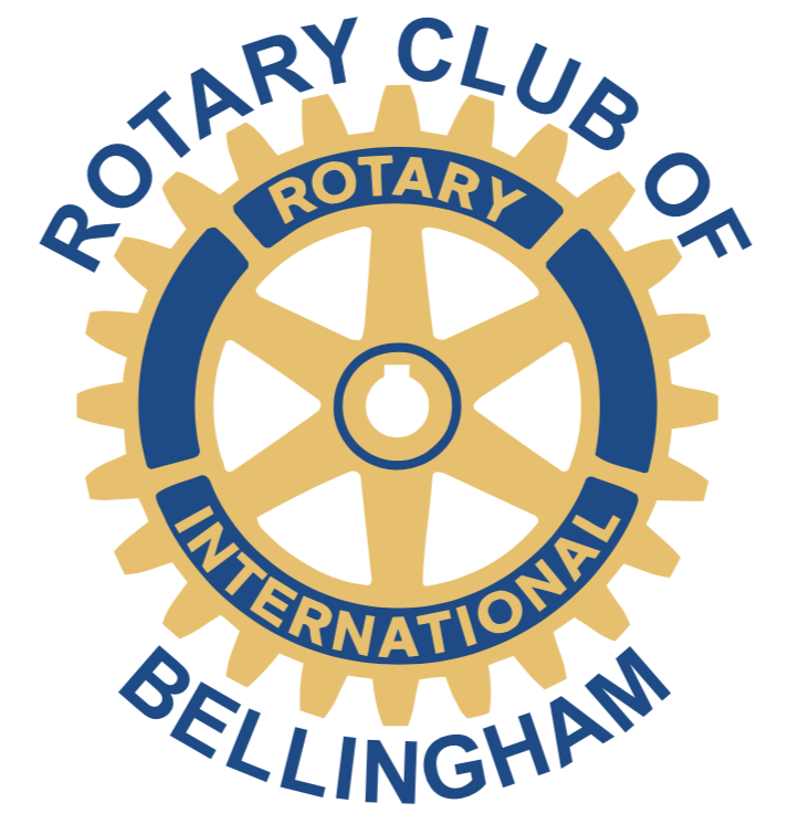 Rotary Club of Bellingham logo